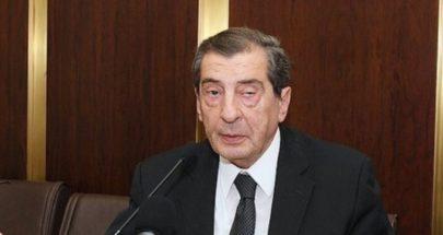 فرزلي عرض الاوضاع مع سفير ارمينيا image