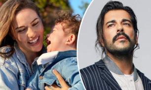 فهرية إيفجن متهمة بتعريض حياة ابنها للخطر وبوراك أوزجيفيت يدافع بقسوة image