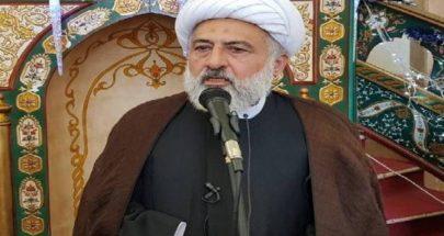 الخطيب: نتمنى للحريري التوفيق وندعو القوى السياسية الى التعاون image