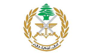 الجيش: طيران ليلي بين حامات بيروت القليعات ورياق image