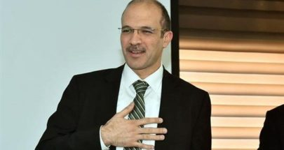 وزير الصحة استقبل حسن عز الدين وجبارة image