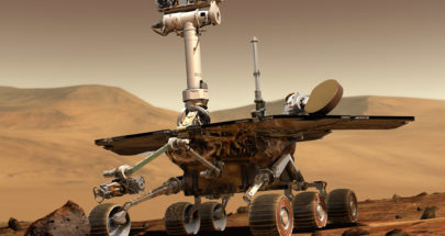 اول مسبار صيني الى المريخ لاستكشافه image