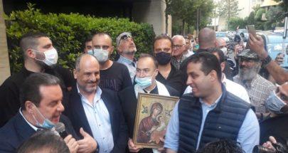 بو عاصي: اشكر المتضامنين معي من كل لبنان image