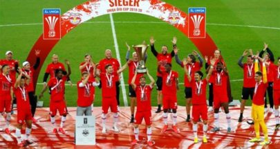 سالزبورغ يفوز بكأس النمسا لكرة القدم image