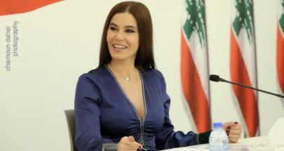النائبة جعجع تواكب تجهيز مستشفى انطوان الخوري image