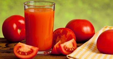 هذا ما تم اكتشافه عن عصير الطماطم image