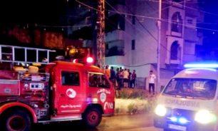 إختناق 5 أشخاص في حريق داخل احد المنازل في طرابلس image