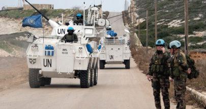 الناطق باسم اليونيفيل: إصابة أحد جنودنا بكورونا وهو في عزلة تامة image