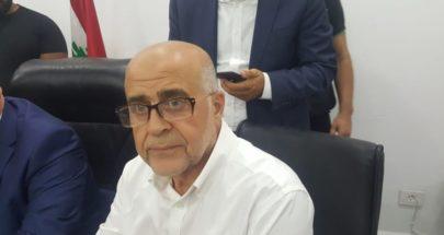 يمق: مرفأ طرابلس مؤهل وقادر وكذلك مطار رينيه معوض image