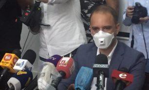 خضر: 30680 إصابة كورونا في بعلبك الهرمل منذ شباط 2020 image