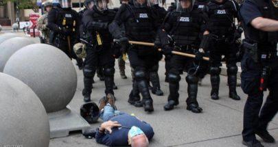 """بعد """"مأساة المسن"""".. إعلان لائحة اتهام الشرطيين الأميركيين image"""