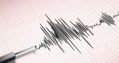 زلزال بقوة 6.7 درجات يضرب قبالة سواحل إندونيسيا image