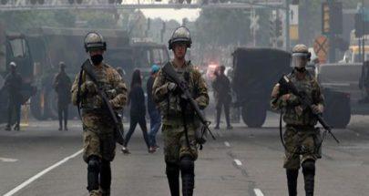 البنتاغون ينقل حوالى 1600 من قوات الجيش إلى منطقة واشنطن image