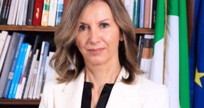 السفيرة الايطالية: كورونا فتك بأرواحنا وعاداتنا وعواطفنا...وسنعود image