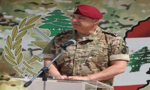 قائد الجيش: العسكريون لا يقفون في مواجهة مع الشعب image
