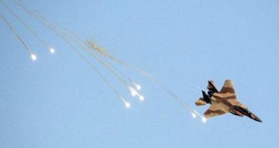 بالفيديو: سرب من الطائرات الاسرائيلية في سماء لبنان... وإنفجارات في حماة image