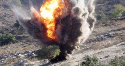 جريح في انفجار لغم أرضي في وادي خالد الحدودية image