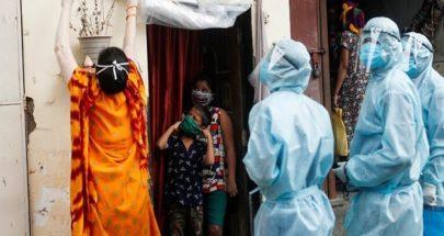 أكثر من 96 ألف إصابة جديدة بفيروس كورونا في الهند image