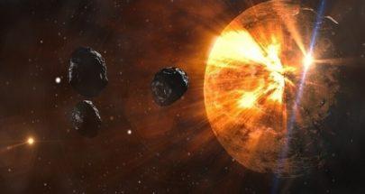 وكأن مصائب 2020 لا تكفي.. تهديد مشؤوم من 5 كويكبات تقترب نحونا هذا الأسبوع! image
