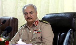 حفتر أعلن إعادة فتح المنشآت النفطية الليبية بشروط image