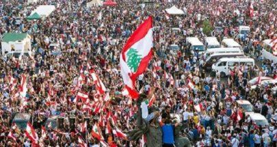 إشكال بين المحتجين في بقعاتا في الشوف image