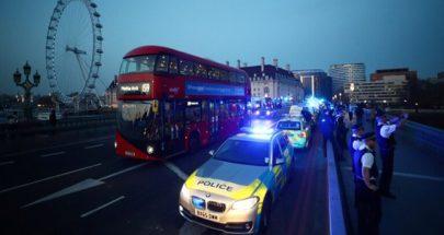 """سيارة مشبوهة"" تصدم شخصين وسط لندن واعتقال مشتبه فيه image"