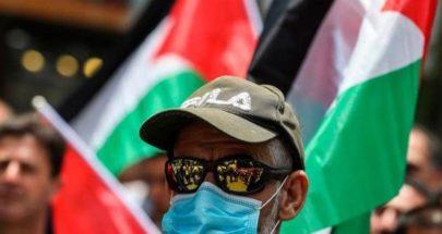 في ذكرى 67.. تظاهرات بالضفة الغربية ضد خطة الضم الإسرائيلية image