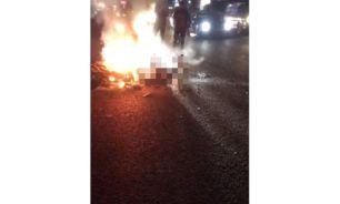 ما حقيقة الفيديو الذي يتم تداوله عن مقتل شخص في اشتباكات كورنيش المزرعة؟ image