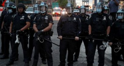 إصابة شرطي في إطلاق نار في نيويورك image