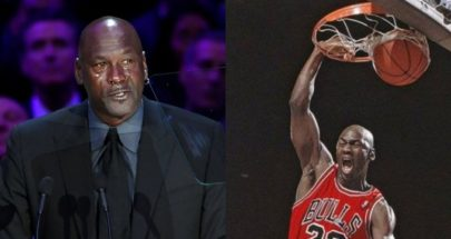 أسطورة السلة مايكل جوردان يتفاعل بعد مقتل فلويد image