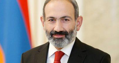 رئيس وزراء أرمينيا يعلن إصابته بكورونا image
