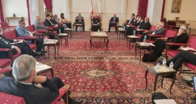 مجلس الروم الكاثوليك: لتسريع التعيينات من دون المس بطائفة أي مسؤول image