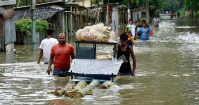 الهند... الأمطار والصواعق تقتل 43 شخصا image