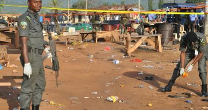لصوص مسلحون يقتلون 18 شخصا في نيجيريا image