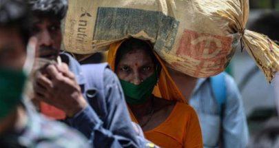 عدد الإصابات بفيروس كورونا في الهند يتجاوز 200 ألف image