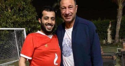 رغم الخلافات.. تركي آل الشيخ يوجه رسالة للخطيب image