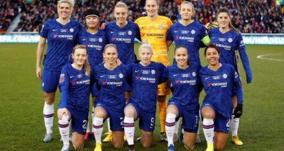منح لقب الدوري الإنجليزي الممتاز للسيدات لنادي تشيلسي image