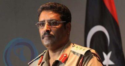 المسماري: الجيش الليبي جاهز لأي عمل عسكري image