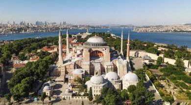 تركيا تبت اليوم في مستقبل آيا صوفيا لتحويلها إلى متحف أو مسجد image