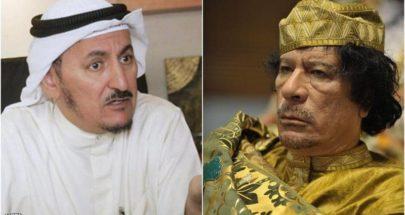 """الكويت.. ضبط مبارك الدويلة بشأن """"تسريبات القذافي"""" image"""