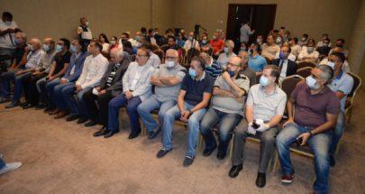 لقاء حاشد لمختلف تكاوين الاعلام الرياضي اللبناني image