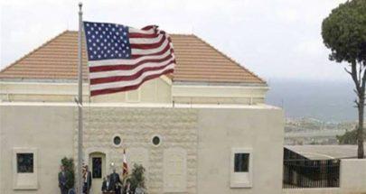كيف علّق المتحدث باسم السفارة الأميركية في بيروت على اطلاق تاج الدين؟ image