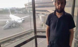 سائح يعيش في المطار منذ أكثر من ثلاثة أشهر! image