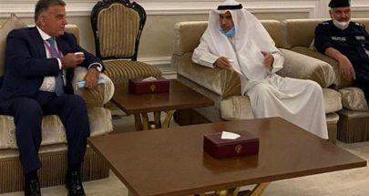 """لا اللواء ابراهيم طلب """"وديعة"""" ولا الكويتيون في وارد تقديمها... image"""