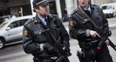 الشرطة النروجية تعتقل شخصاً بشبهة طعنه ثلاث سيّدات بسكّين image