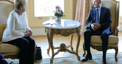 الكرملين: بوتين وميركل يقيمان العقوبات ضد إيران image