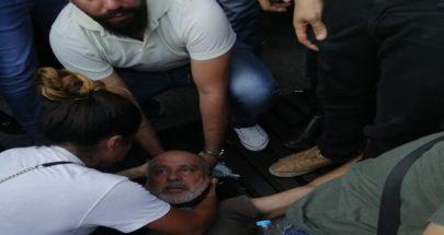 بالفيديو... جرحى في إشكال بين محتجين والجيش في مزرعة يشوع image