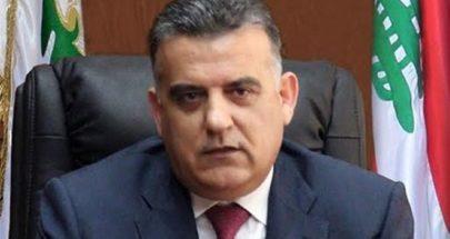 عباس إبراهيم: مطالب لبنان بين يدي سمو الأمير image