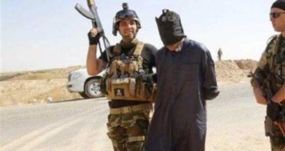 القوات الامنية العراقية تعتقل قيادي و5 عناصر من داعش بمحافظة الانبار image
