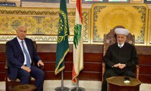 مخزومي: اللبنانيون ضاقوا ذرعاً من الكلام عن مؤامرات تعرقل عمل الحكومة image